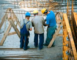 Betonbau, Schalungs- und Armierungsarbeiten