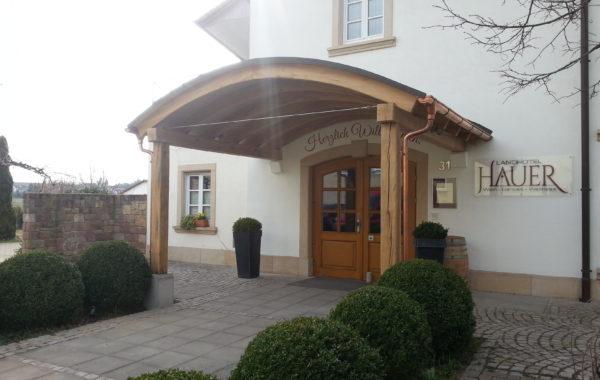 Hotel Hauer Umbau