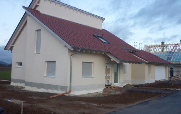 Neubau Steinweiler