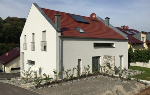 Neubau Oberarnbach