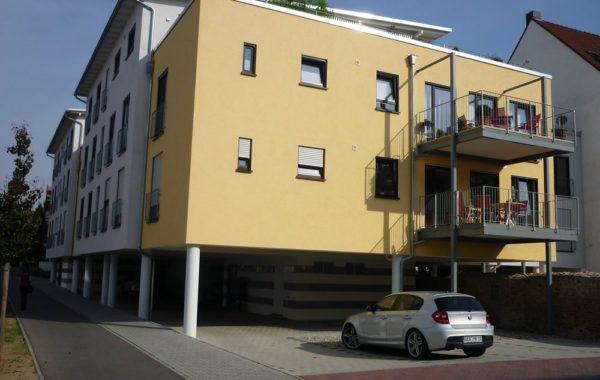 Neubau Speyer Petschengasse