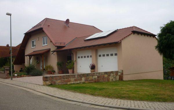 Neubau Weingarten